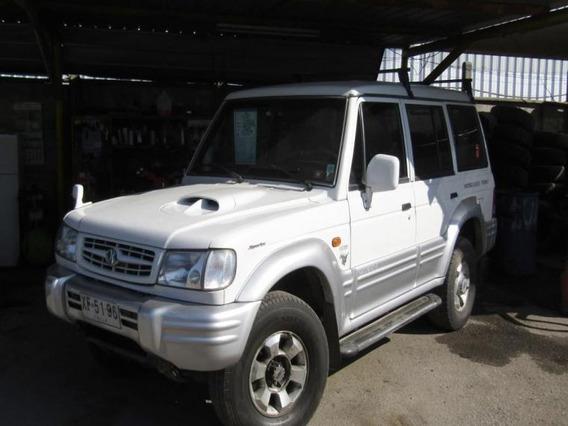 Hyundai Galloper Gl 4x4 2.5 2004