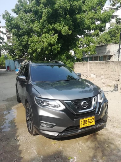 Nissan X Trail 2019 Full Equipo
