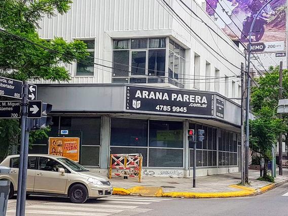 Alquilo Gran Local Comercial U Oficinas En Vicente López -