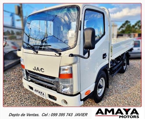 Amaya Camion Jac 1035 Cabina Nueva Desde U$s 17.200 Leasing