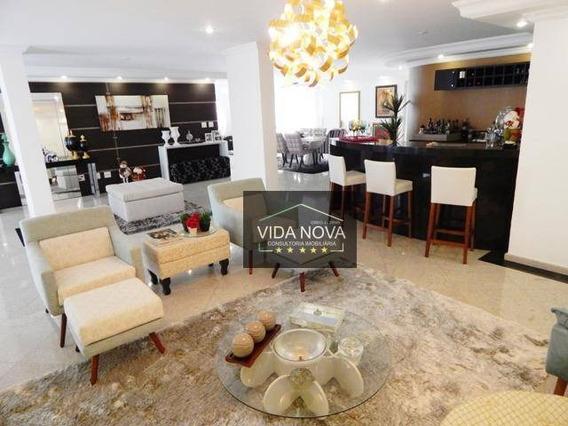 Cobertura Residencial À Venda, Vila Tupi, Praia Grande. - Co0074