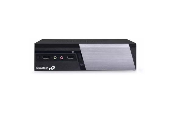 Computador Rc-8400 Bematech Mini + Teclado E Mouse + Nf