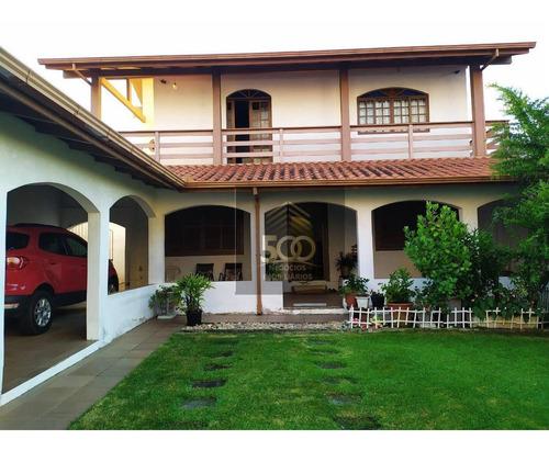 Casa Com 3 Dormitórios À Venda, 278 M² Por R$ 650.000,00 - Ipiranga - São José/sc - Ca0560