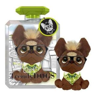 Peluches Trendy Dogs 20 Cm Perros Perfumados Original Intek