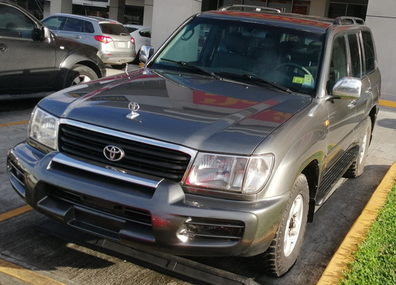 Toyota Land Cruiser Vx Full Extras