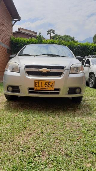 Chevrolet Aveo Emotion Emotion 2009
