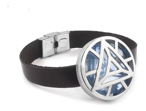 Pulseira Vingadores Ultimato Tony Stark Reator Arc Cosplay