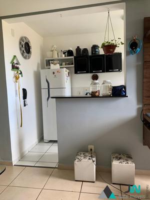 Residencial Barcas - Venda De Apartamento Em Nova Parnamirim, Pertinho Do Extra - Ap14148 - 34206368