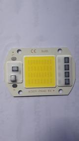 Led Cob 50w 110v Reposição Refletor Envio R$ 12,00