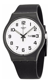 Relógio Swatch Twice Again Suob705