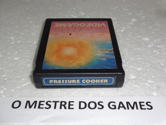 Pressure Cooker Da Marca Videogame Para Atari 2600 Confira