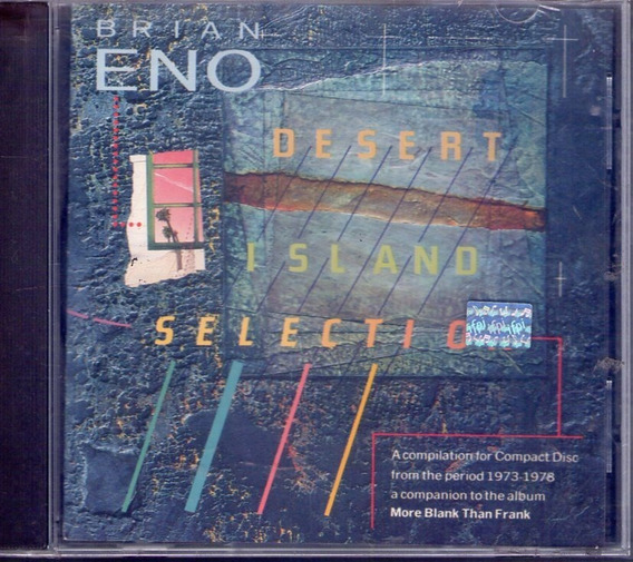 Brian Eno - Desert Island Selection - Cd