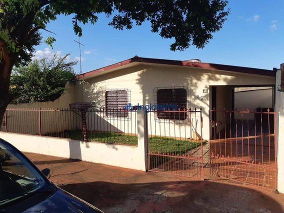 Casa Com 2 Dormitórios À Venda, 79 M² Por R$ 225.000,00 - Jardim Piza - Londrina/pr - Ca1029