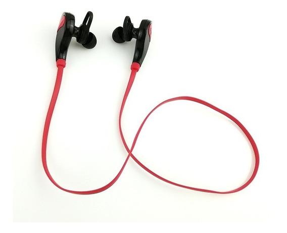 Fone De Ouvido Boas Headset Bluetooth Smartphone Sport