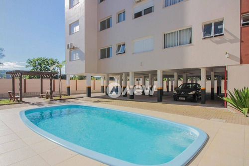 Imagem 1 de 16 de Apartamento Com 1 Dormitório À Venda, 47 M² Por R$ 182.000,00 - Lira - Estância Velha/rs - Ap1042