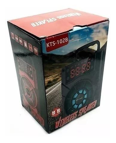 Caixa De Som Via Bluetooth Portátil Recarregável Promoção