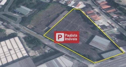 Terreno À Venda, 5400 M² Por R$ 50.000.000,00 - Jardim Marajoara - São Paulo/sp - Te0432