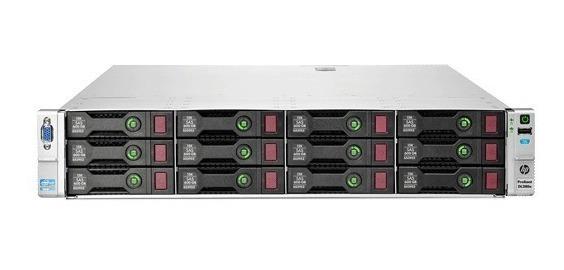 Hp Dl380 G8 64gb Ram Ecc 600gb Sas