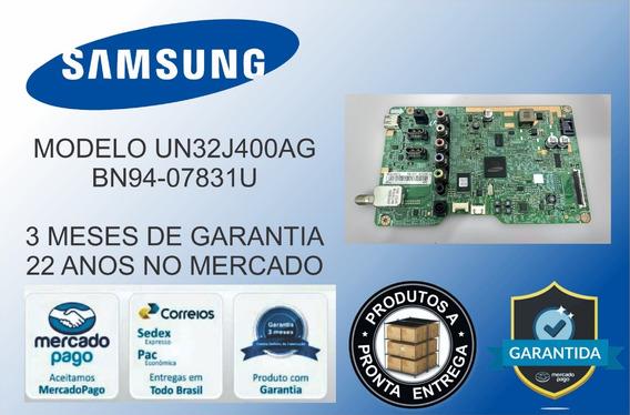 Placa Principal Tv Samsung Un32j4000 Bn94-07831u