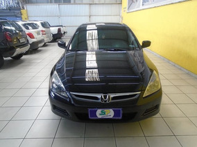 Honda Accord 2.0 Lx At 16v 2007 - Santa Paula Veículos