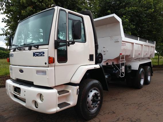 Ford Cargo 1622 Basculante Baixo Km Impecavel