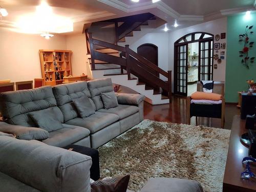 Imagem 1 de 21 de Sobrado Parque Das Nacoes Com 3 Dormitórios, Suite, 7 Vagas, Estuda Menor Valor - 51919