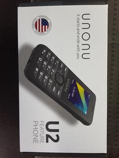 Telefono Doble Sim Basico Unonu Modelo U2