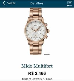 Relogio Mido Multifort