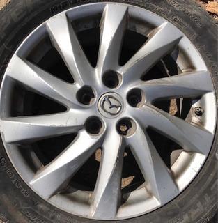 Rin Mazda 6 Modelo 2012, 17 Pulgadas