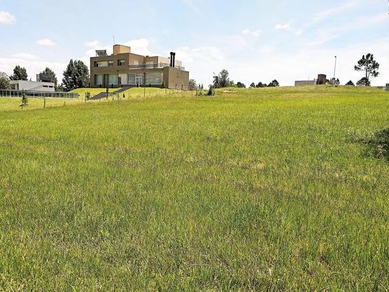 Lote En Venta En Inmejorable Ubicación- Villa Carlos Paz Golf Country