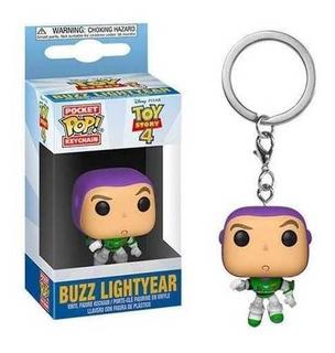 Funko Pocket Pop Llavero Buzz Lightyear Toy Story Nuevo