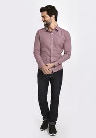Camisa Slim -zero