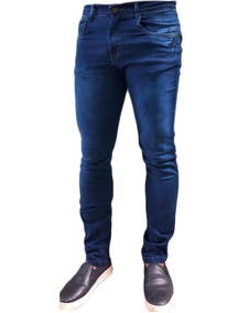 3 Calça Jeans Sarja Masculina Slim Skinny Lycra Colorida
