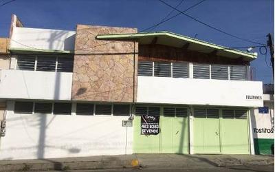 Casa En Venta Sobre Av. Margaritas Ideal Para Oficinas O Escuela.