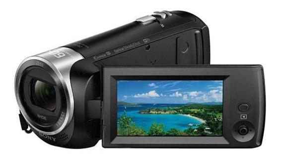 Filmadora Sony Hdr-cx440 Fhd/30x/wi-fi Original