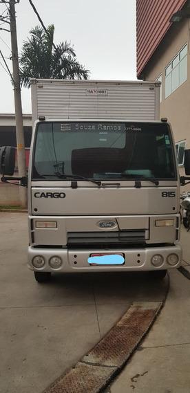 Ford Cargo 815 - 2012 - Renovaçao De Frota