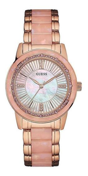 Modelo Guess Para Pulsera Reloj Mercado Dama W95109l1 De En y0mOvN8nw