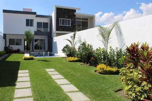 Estrene Hermosa Casa, Alberca En Fracc. Brisas De Cuernavaca