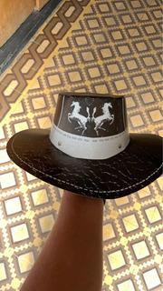 Sombrero Vaquero Cartón Hora Loca Fiestas Eventos
