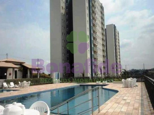 Imagem 1 de 11 de Apartamento A Venda, Residencial Jardim Da Conquista, Bairro Jardim Tamoio, Jundiaí. - Ap11475 - 68297645