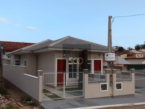 Imagem 1 de 16 de Casa À Venda, 53 M² Por R$ 225.000,00 - Forquilhas - São José/sc - Ca0651