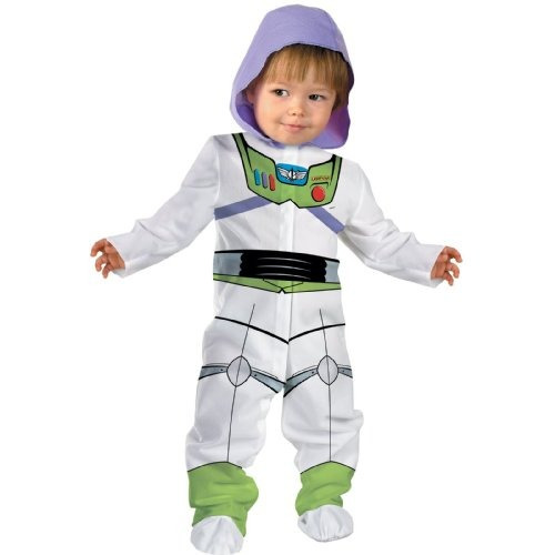 Disfraz De Buzz Lightyear Para Niño Talla 0 - 6 Meses