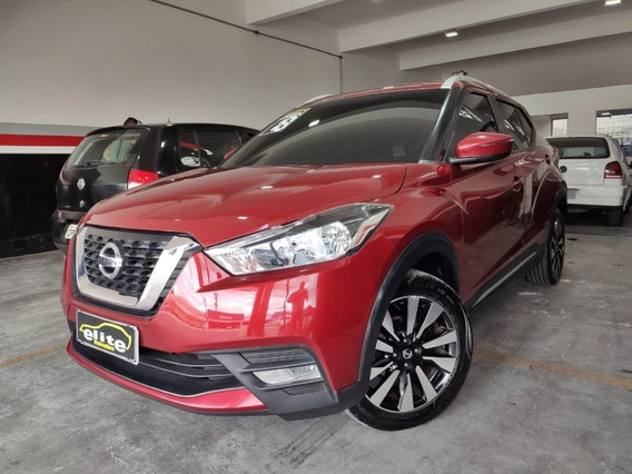 Nissan Kicks Sv 1.6 Flex Automático Completo Financiamos