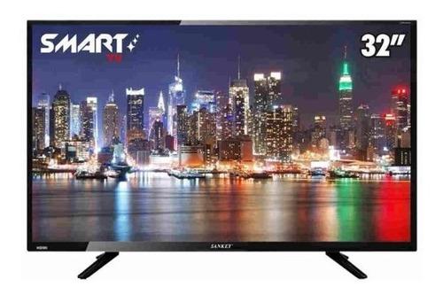Televisor Smart Sankey 32 Pulgadas Cled-32sdv2