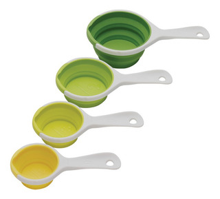Chef N Cups Meas Collapsible