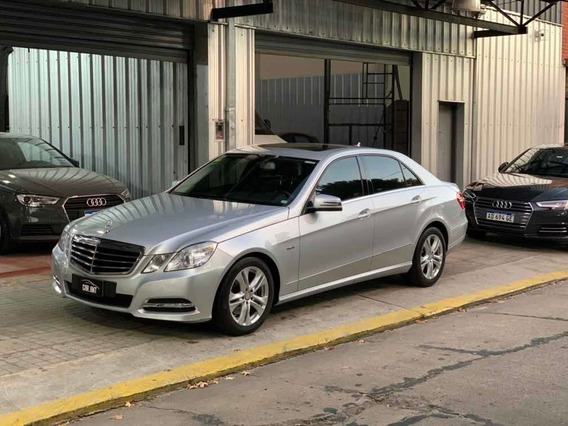Mercedes-benz Clase E 1.8 E250 Avantgarde B.eff At /// 2013