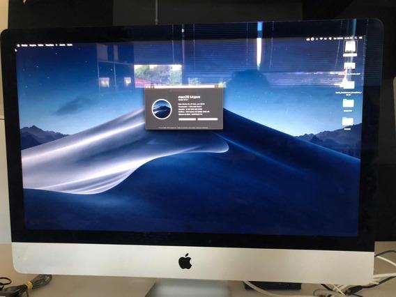iMac 27 5k Core I7 - 32gb De Ram - Hd 3tb Fusion