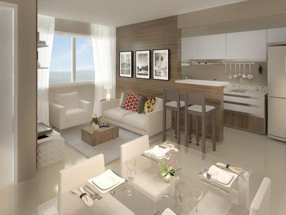 Apartamento Em Santa Isabel Com 2 Dormitórios - Rg6050
