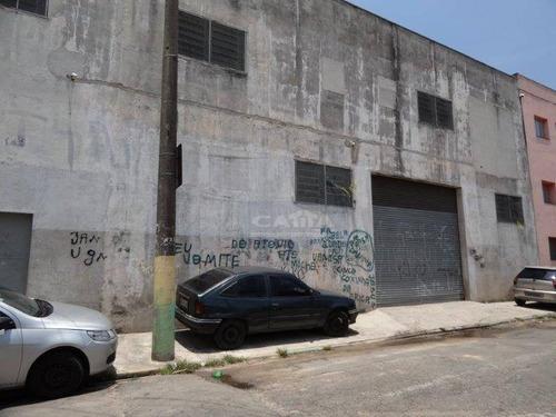 Galpão À Venda, 940 M² Por R$ 1.750.000,00 - Artur Alvim - São Paulo/sp - Ga0336