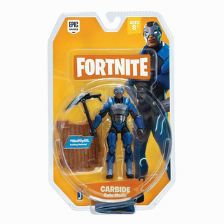 Fortnite Muñeco Figura Carbide Con Accesorios Original